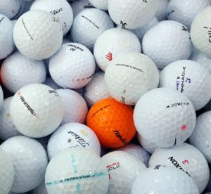Grade 1,2 Condition Quick Sort Pond Run Balls Mix